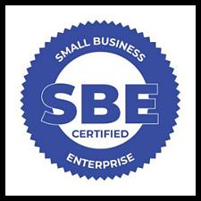 Small Business Enterprise Certified Logo